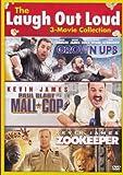 Grown Ups/ Paul Blart: Mall Cop / Zookeeper DVD Kevin James