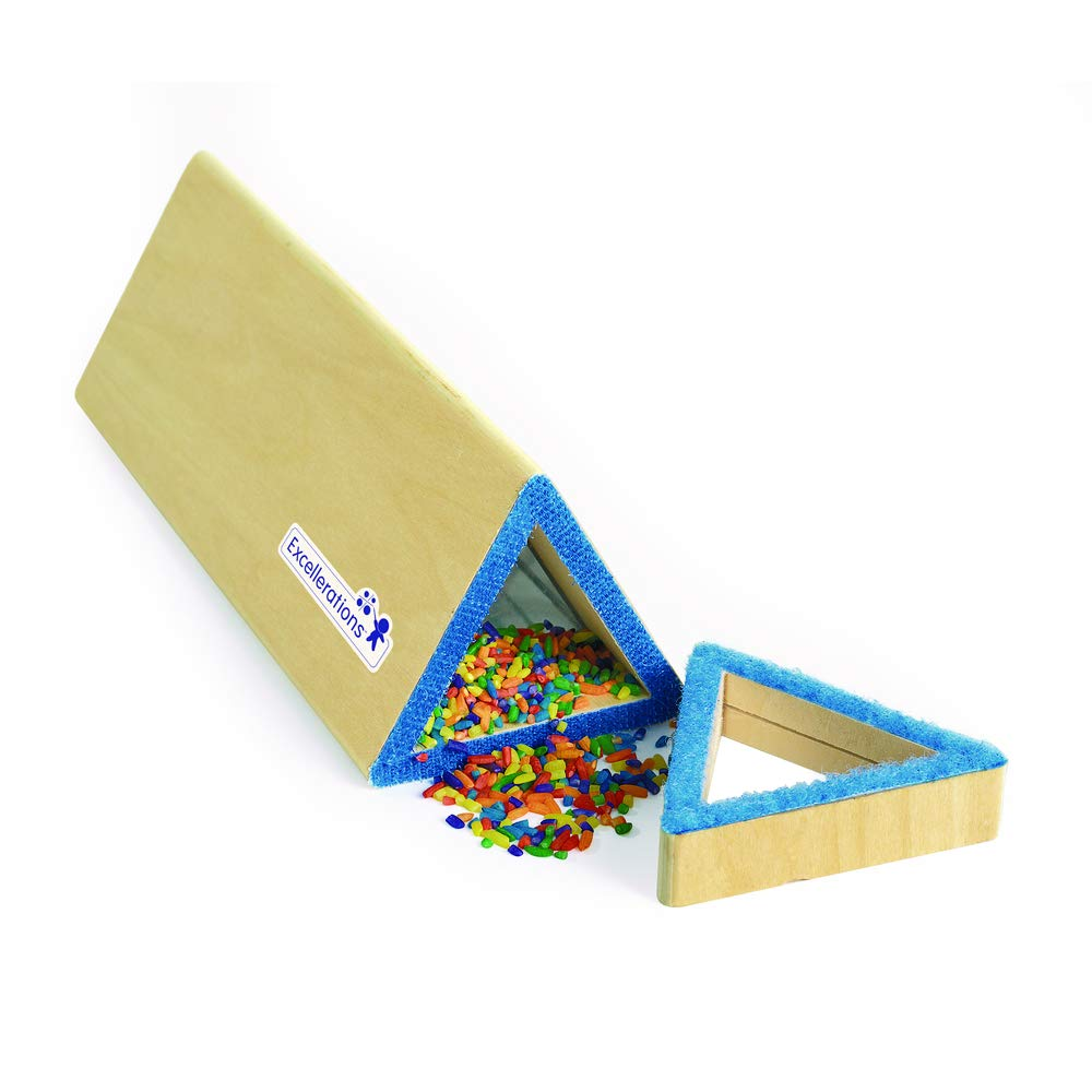 Excellerations SCOPES Fillable Wooden Kaleidoscopes (Pack of 6) by Excellerations (Image #1)