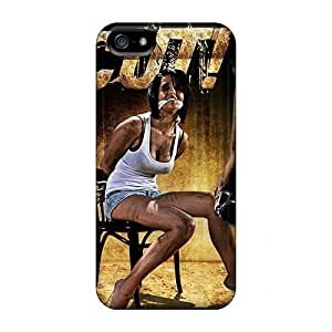Perfect Hard Phone Cover For Apple Iphone 5/5s With Support Your Personal Customized HD The Jungle Book Skin