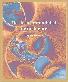 Book Desde la Profundidad de mi Mente