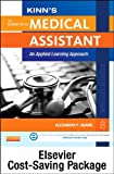 Kinn's the Administrative Medical Assistant - Text, Study Guide, and Adaptive Learning Package with ICD-10 Supplement, Adams, Alexandra Patricia, 0323321194