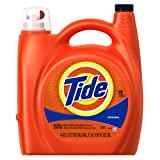 Tide Liquid Laundry Detergent, Original Scent, 4.43 L (96 Loads)