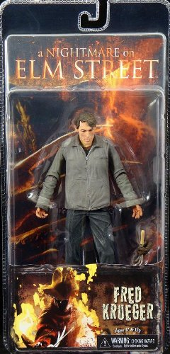 NECA Nightmare on Elm Street Fred Krueger Action Figure [Human] -