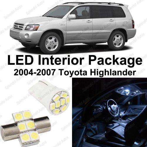 splendid-autos-xenon-white-led-toyota-highlander-interior-package-deal-2004-2007-6-pieces