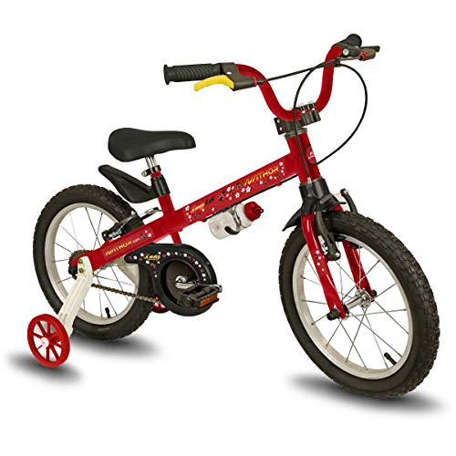 Bicicleta Lady Aro 16 Raiada Nathor Multicor