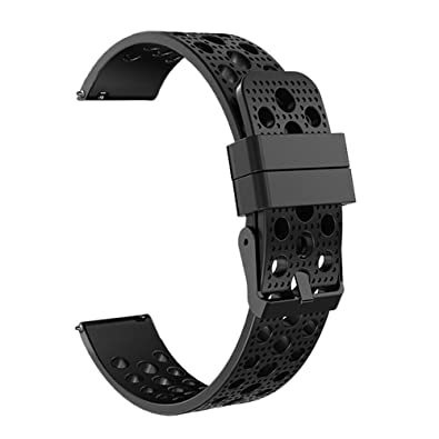 Amazon.com: BIYATE Gear S3 Frontier/Classic Watch Band ...