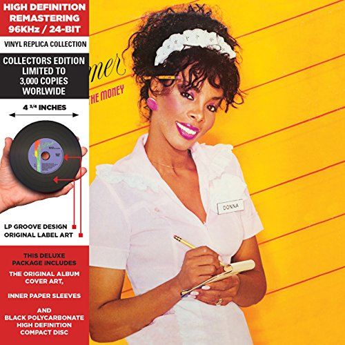 CD : Donna Summer - She Works Hard for the Money (Remastered)