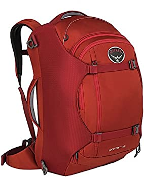 Osprey Porter 46 Travel Pack (Hoodoo Red)