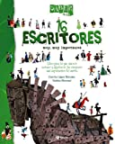 img - for Saber mas - 16 ESCRITORES muy, muy importantes (Saber Mas / Learn More) (Spanish Edition) book / textbook / text book