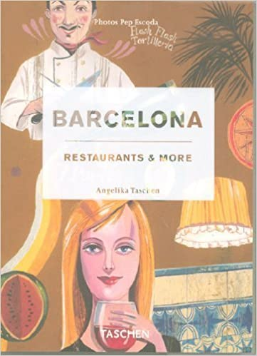 Book Barcelona Restaurants & More (2008-02-01)