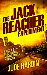 The Jack Reacher Experiment Books 1-3 (Dead Ringer, Moving Target, and No Escape)