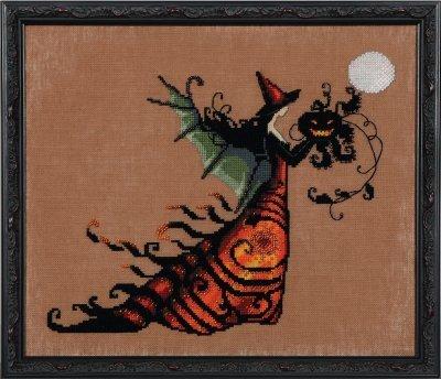 (Electra (NC219) Bewitching Pixies Cross Stitch Chart)
