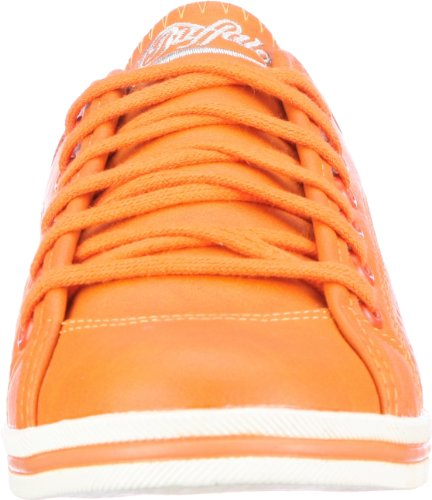 Buffalo 507-9987 TUMBLE PU 126246 Damen Fashion Sneakers Orange (ORANGE 85)