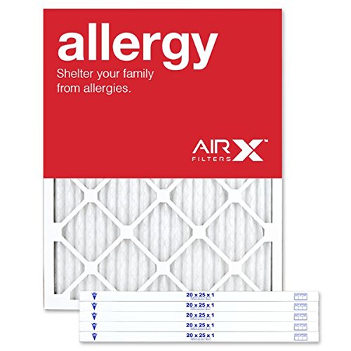 house air filters 20x25x1 - 2