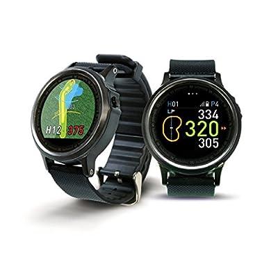 GolfBuddy WTX Smart Golf GPS Watch, Black from Deca International, Inc.