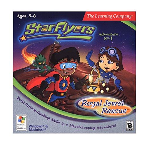StarFlyers Royal Jewel Rescue Age ()