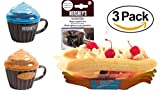 plastic banana split boats - Lava Cake Pan - Reeses Cake - Having Cake And Ice Cream Has Never Been So Much Fun - Lava Cake (4) Banana Split Boats - Ice Cream Dishes