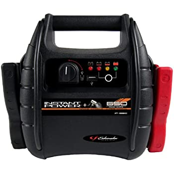 Jump N Carry Jnc660 >> Amazon.com: Schumacher IP-125 Instant Power Jump Starter ...