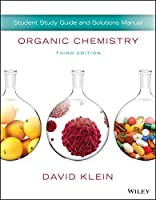 Organic Chemistry: Student Study Guide and Solution Manual (3rd Edition) Front Cover