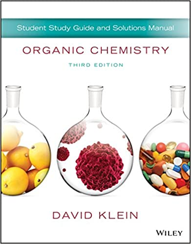 david klein organic chemistry solutions manual free download