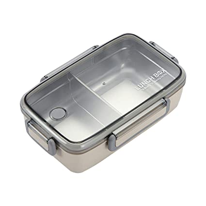 94f9e21a3373 Buy Ywoow Multilayer Stainless Steel Insulation Lunch Bento Box Food ...