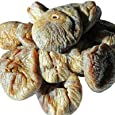 Indus Organics Turkish Jumbo Dried Figs, 1 Lb (X3 of Bags), Sulfite Free, No Added Sugar, Premium Grade, Freshly Packed