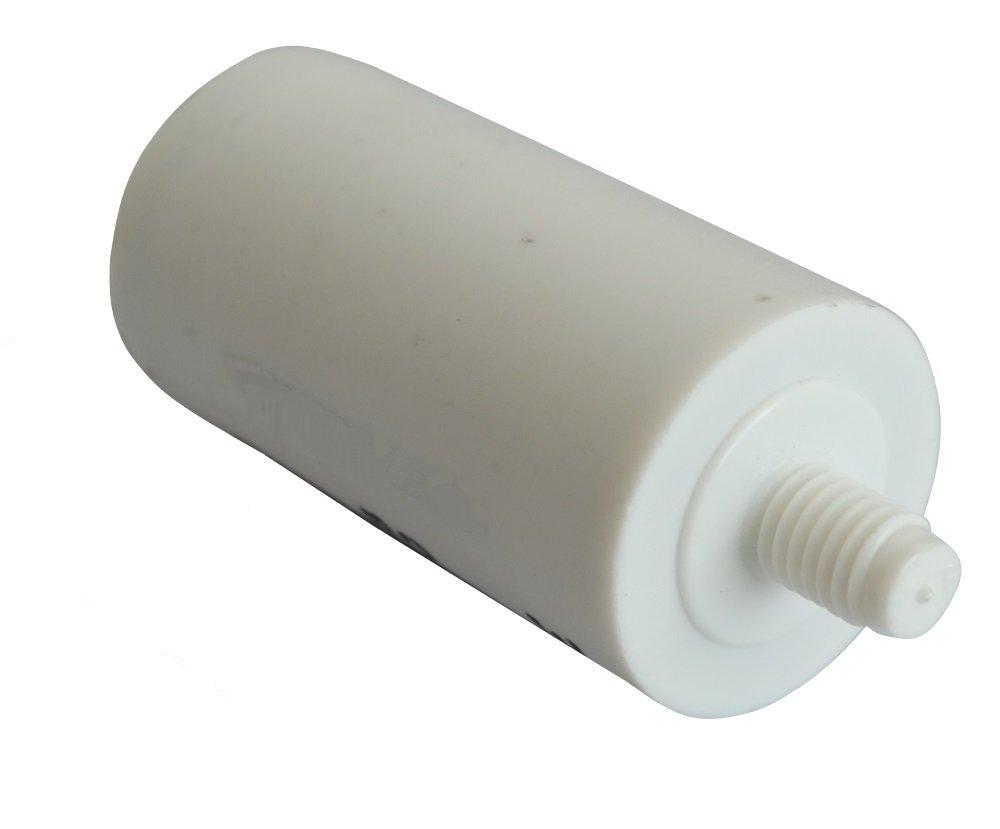 Aerzetix Condensateur permanent de travail pour moteur 2.5/µF 425V avec cosses 6.3mm