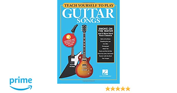 Teach Yourself to Play Guitar Songs: \