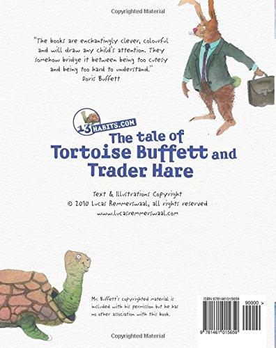 The tale of Tortoise Buffett: Inspired by Warren Buffett