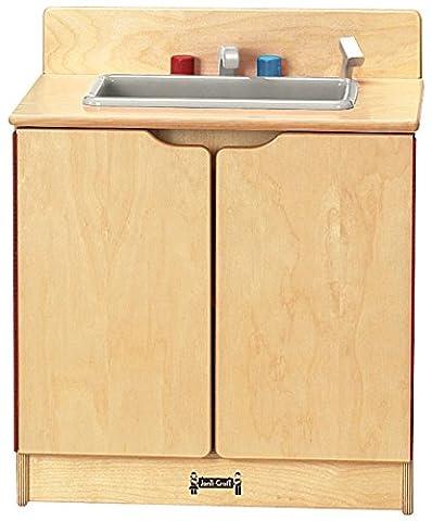 Jonti-Craft 04081JC Kinder-Kitchen Sink - Jonti Craft Kinder Kitchen
