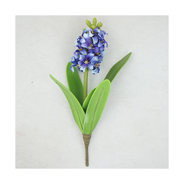 Lily-Garden-Artificial-Hyacinthus-Orientalis-Flowers