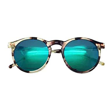 02e1764e2b Amazon.com  WILDFOX Women s Steff Deluxe Non-Polarized Iridium Round ...