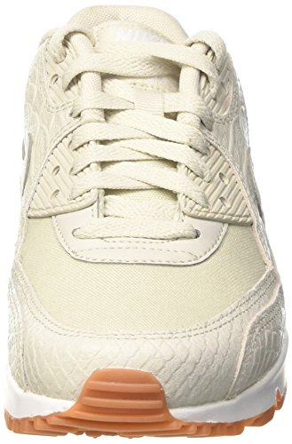 Nike Damen Wmn Max 90 Prm Trainer Beige (light Bone / Gum Geel / Wit)