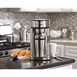Hamilton-Beach-49981A-Single-Serve-Coffee-Maker-Stainless-Steel