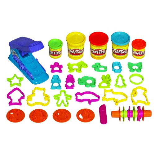 Playskool Play-Doh Fun Factory Super Set 19 oz -