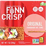 Finn Crisp Rye Thin Crisp Bread, 200gm