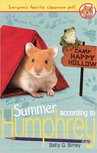 Summer According to Humphrey (Humphrey (Prebound))