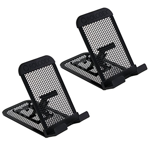 rolodex-mesh-collection-mobile-device-and-tablet-stand-black-1866297-2-pack