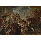 High Quality Polyster Canvas ,the Best Price Art Decorative Prints On Canvas Of Oil Painting 'Peter Paul Rubens...