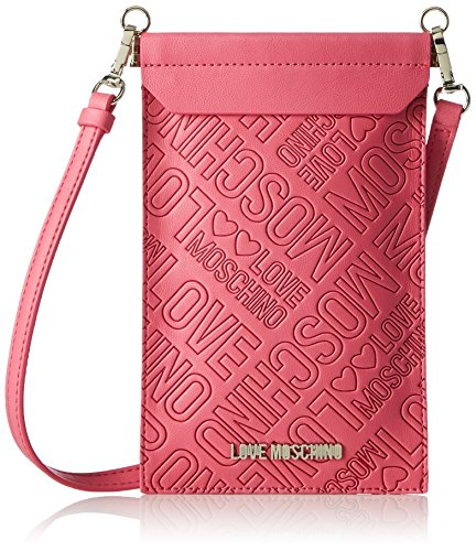 Love Moschino Women's Jc5301 Hobos and Shoulder Bag Pink (Pink)