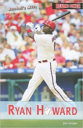 Ryan Howard (Reading Power: Baseball's MVPs)