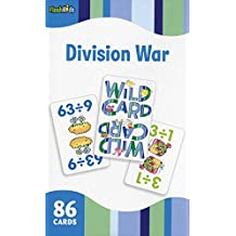 Division War (Flash Kids Flash Cards)