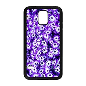 Samsung Galaxy S5 Phone Case for Flowers pattern design