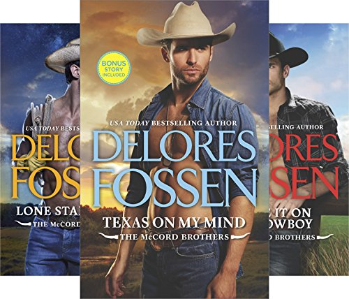 The McCord Brothers (5 Book Series)