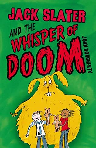 book cover of Jack Slater and the Whisper of Doom