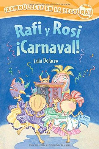 Download Rafi y Rosi Carnaval! (Rafi and Rosi) (Spanish Edition) (Zambullete en la lectura!) ebook