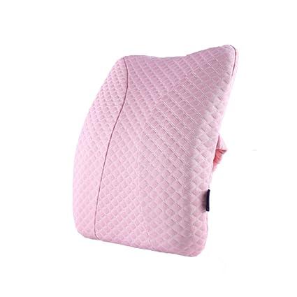Cojín de soporte lumbar para terapia postural: almohada de ...