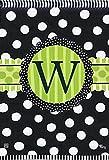 BreezeArt Letter W Monogram Garden Flag Review