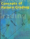 img - for Concepts of Pattern Grading: Techniques for Manual and Computer Grading by Carolyn L. Moore (2001-02-01) book / textbook / text book