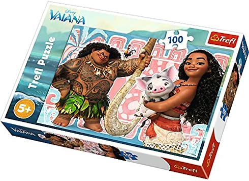 Trefl 16298 Vaiana and Friends Puzzle